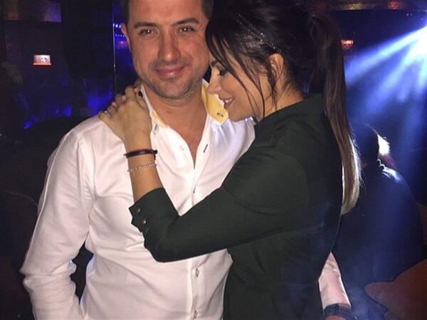 Ани Лорак с мужем - 2015 год