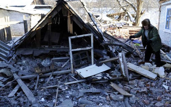 Донбасс новости сводки от ополчения